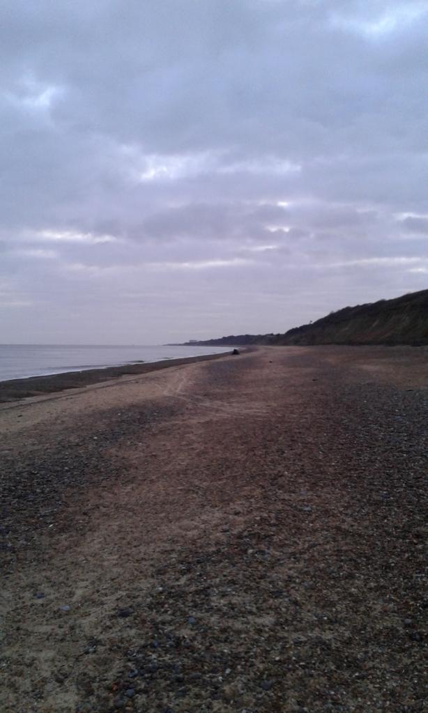 sizewll beach